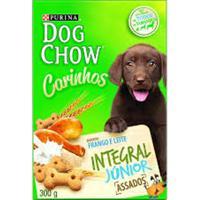 Biscoitos Dog Chow Carinhos Junior - 300G