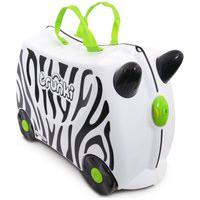 Mala Infantil Trunki - Zebra Zimba Branco