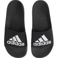 Chinelo Adidas Adilette Shower - Slide - Masculino - Preto/Branco