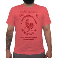 Red Hot Chili Peppers - Camiseta Clássica Masculina