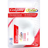 Fita Dental Colgate Total 25 Metros