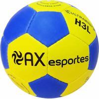 Bola De Handebol Ax Esportes Hl3 Costurada