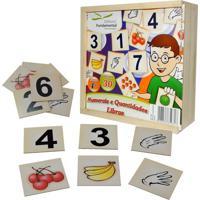 Numerais E Quantidades Libras - Fundamental - Tricae