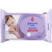Lenã§Os Umedecidos Baby Hora Do Sono- 48 Unidadesjohnson & Johnson