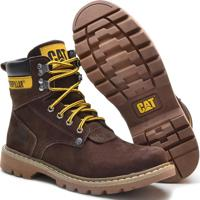 Bota Caterpillar Men´S Original Coturno Marrom - 13507