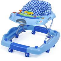 Andador Burigotto Baby Coupe Azul