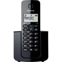 Telefone Fixo Panasonic Tgb110 Com Identificador De Chamadas Sem Fio