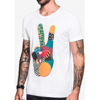 Camiseta Peace 103646
