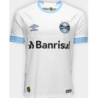 Camisa Grêmio Ii 2018 S/N° Torcedor Umbro Masculina - Masculino