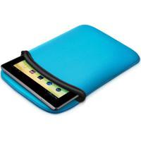 "Capa Multilaser Double Para Tablet 10"", Preta Com Azul - Bo167"