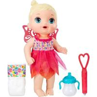 Boneca Baby Alive - Loira - Hora Da Festa - B9723 - Hasbro - Feminino-Incolor