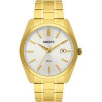 Relógio Orient Masculino - Mgss1148 S1Kx - Masculino-Dourado