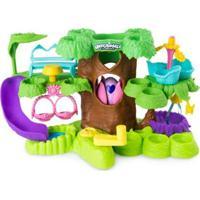 Playset Mini Figura Surpresa Hatchimals Colleggtibles Escolinha Sunny - Unissex-Incolor