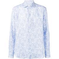 Etro Paisley Print Shirt - Azul