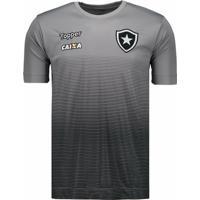 c1fa1b4a1ca2e Netshoes  Camisa Topper Botafogo Concentração Comissão Técnica 2017  Masculina - Masculino