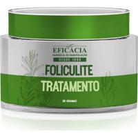 Foliculite Tratamento - Creme Para Barba 30 Gramas