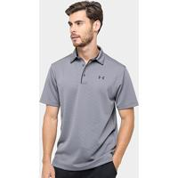 Camisa Polo Under Armour Tech Masculina - Masculino