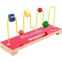 Brinquedo Aramado Ondular Carlu 5 Peças E 1 Circuito
