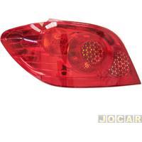 Lanterna Traseira - Depo - Peugeot 307 Hatch 2007 Até 2012 - Lado Do Motorista - Cada (Unidade) - 52865