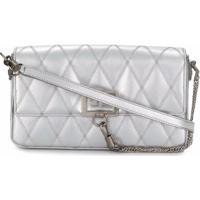 Givenchy Bolsa Tiracolo Charm - Prateado