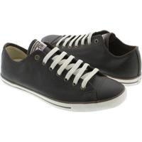 Tênis Converse All Star Ct As Lean Leather Ox - Masculino-Marrom