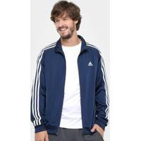 9a2a968548b ... Jaqueta Adidas Essential 3S Top Masculina - Masculino