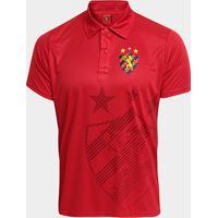 Camisa Polo Sport Recife Shadow Estampa Masculina - Masculino