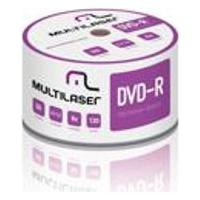Midia Multilaser Dvd-R Printable 08X 4.7 Gb - Dv052