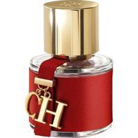 Perfume Feminino Ch Carolina Herrera Eau De Toilette 30Ml - Feminino-Incolor