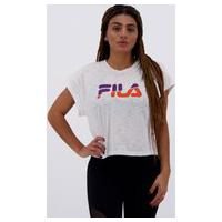 Camiseta Fila Honey Iii Feminina Branca