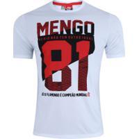 Camiseta Do Flamengo Another 2019 - Masculina - Branco