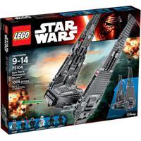 Lego Star Wars - Command Shuttle De Kylo Ren - Disney - 75104