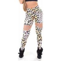 Calça Legging Zng Jaguar Feminina - Feminino