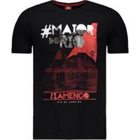 Camiseta Braziline Flamengo Epic Masculina - Masculino