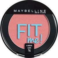 Blush Fit Me A Minha Cara 02 Maybelline
