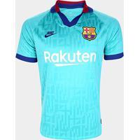 Camisa Barcelona Third 19/20 S/Nº Torcedor Nike Masculina - Masculino