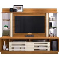 Home Theater Frizz Gold Naturalle/Off White Madetec - Tricae