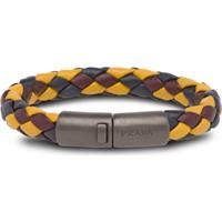 Prada Braided Wrist Bracelet - Estampado