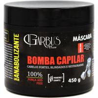 Máscara Bomba Capilar Anabolizante Garbus Hair 450G