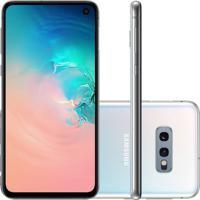 Smartphone Samsung Galaxy S10E 128Gb G970F Desbloqueado - Branco Branco