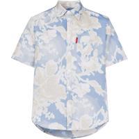 Martine Rose Camisa Floral De Algodão - Estampado