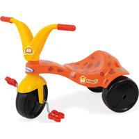 Triciclo Girafito Laranja Xalingo