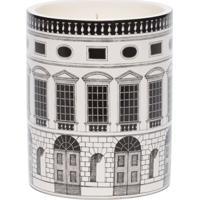 Fornasetti Forn Otto Architettura Candle - Branco