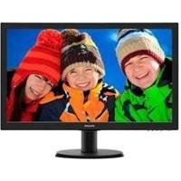 Monitor Com Smartcontrol, Philips, 223V5Lhsb2, Led, 21.5''
