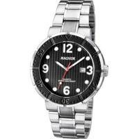 df73cc02620 Netshoes  Relógio Magnum - Masculino