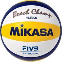 Bola De Vôlei De Praia Mikasa Vls 300