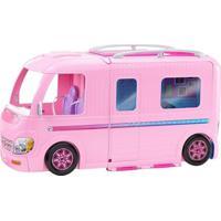 Veículo E Playset - Trailer Dos Sonhos - Barbie - Acampamento Das Amigas - Mattel - Feminino-Incolor