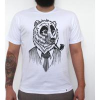 Urso - Camiseta Clássica Masculina