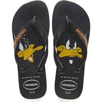 Chinelo Masculino Havaianas Looney Tunes 0090