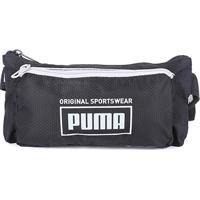 Pochete Puma Sole Waist - Unissex-Preto